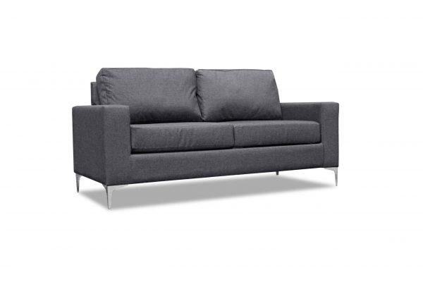 2 seat Chelsea Grey Sofa