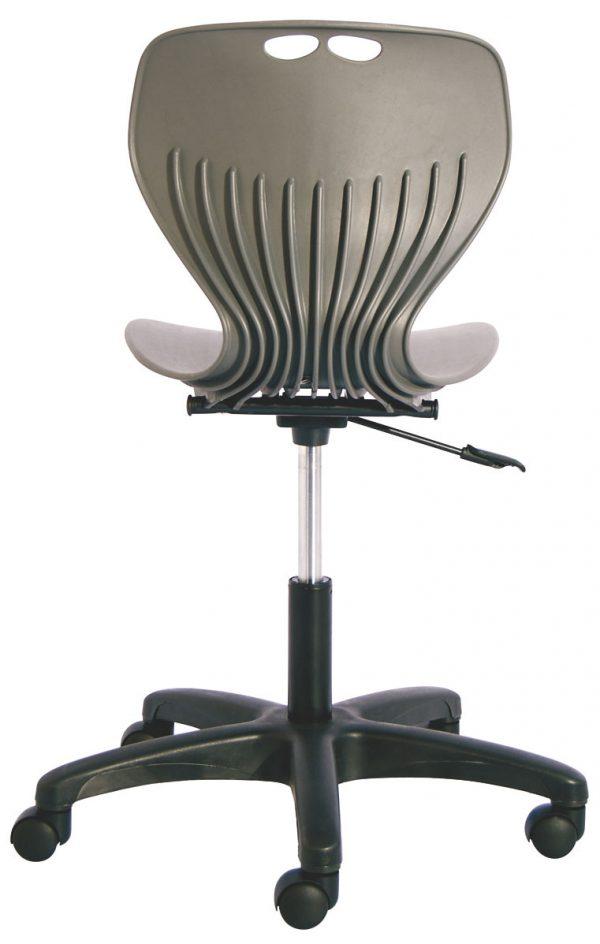 Mata Swivel gas lift chair