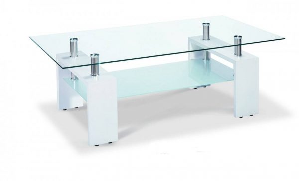 Telford White Table