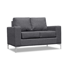 2 seat chelsea grey