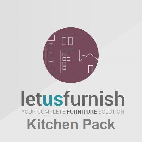 Let Us Furnish Kitchen Pack