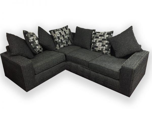 NewYork grey sofa