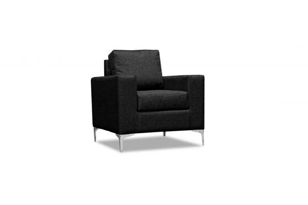 Chelsea black chair