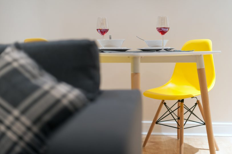 Serviced Accommodation in Colchester Second Property Table