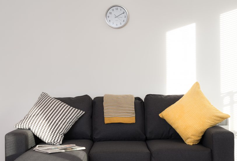 Serviced Accommodation Colchester First Property Sofa