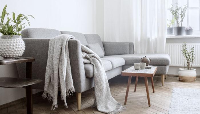 A Scandinavian Interior